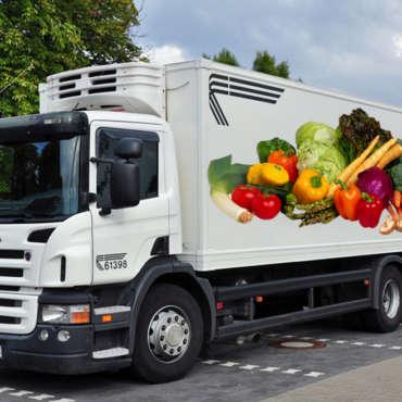 Перевозка овощей и фруктов по РФ